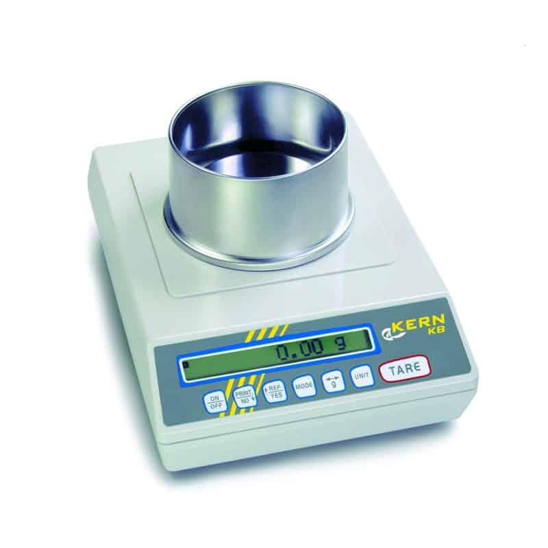Precisiebalans Kern KB-N – 120 G Tot 10.000 G, Nauwkeurigheid 0,1 Tot 0,001 G